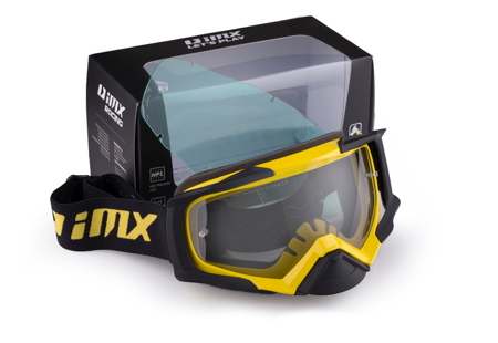 Gogle IMX Dust Yellow