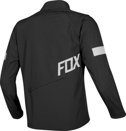 Kurtka FOX Legion Softshell black 2020